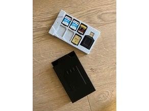 SD Card and Kingston MobileLite Plus Reader Box