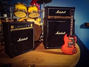 Gibson SG miniature