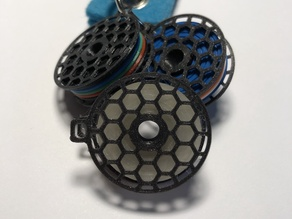 Filament Spool for Key Chain (Single + Multimaterial)