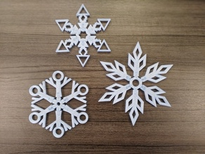 Build your own Snowflake!