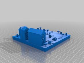 City model munich isartor – Stadtmodell
