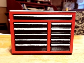 Scale Tool Cabinet