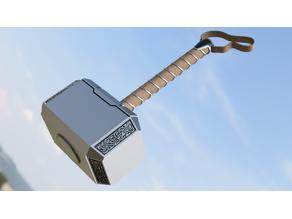 Mjolnir from Avengers:Endgame