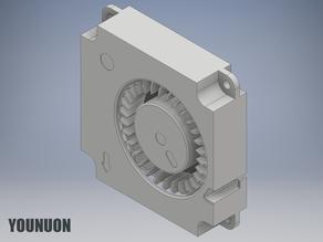 4010 turbo fan blower