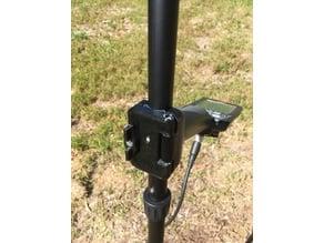 Minelab Equinox 600 800 Removable Detachable Control Unit Mount