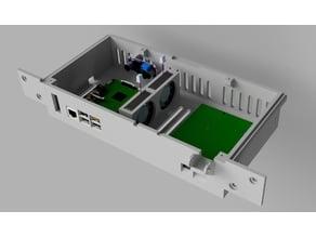 Modular Ender 3 Electronics Enclosure v4.2.7