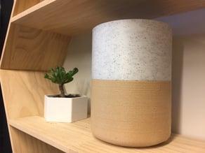 Two Tone Planter Pot
