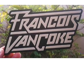 Francois Van Coke (from image)
