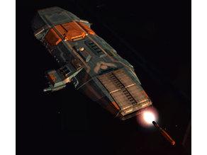Hiigaran Torpedo Frigate