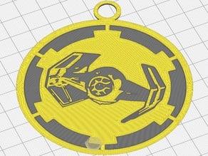 Star Wars Tie Fighter Ornament