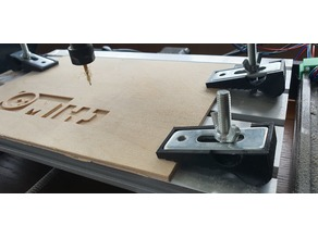 CNC bed clamp (3018)