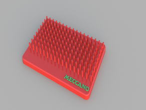 Meccano - Perforated Strip board