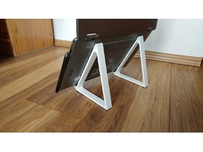 Simple Laptopstand