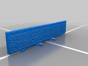Wall Medium height modification
