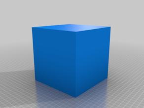 Generative design. Cube2