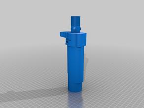 Nerf MP5 Barrel (MP5k version)