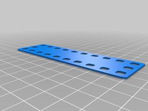 TECC Constructie Plates
