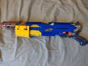 "Nerf Longstrike ""Windchester Rifle"" Pump Grip 1.0"