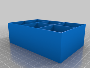 Large ice-cube tray