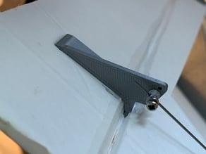 Glueless Control Horn Clip 4mm