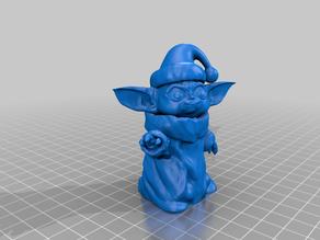 Baby Yoda - X-mas