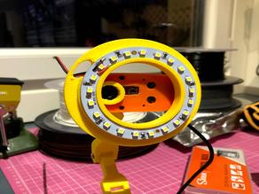 Led Ring (70mm) for Logitech C270