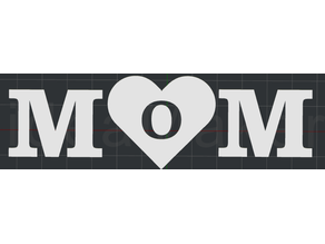 "MOTHERS DAY M♥M ""MOM"""