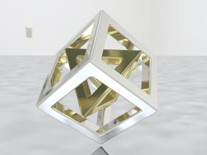 Platonic Puzzle