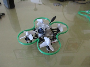 Brushed Whoop Micro Drone Frame