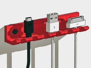 USB cords/ charging cords organizer