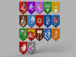 Black Ops 4 Perk Icons