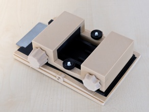 6x12 roll film back for 4x5 cameras
