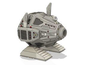 Star Trek TNG Exocomp 1:1 Replica Prop