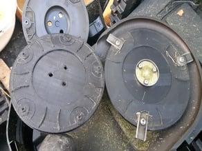 LandXCape Robomower 3-blade Cutting Disc
