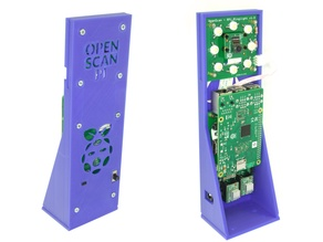 OpenScan - 3D Scanner - Raspberry Pi Shield