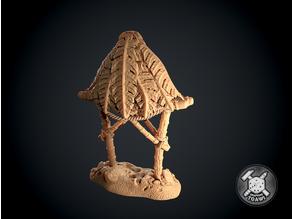 Roof Token - Robinson Crusoe