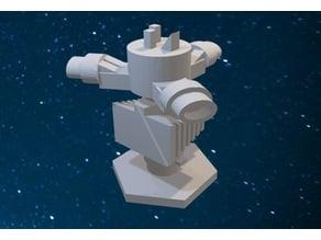 Star Trek Klingon Starbase Catan