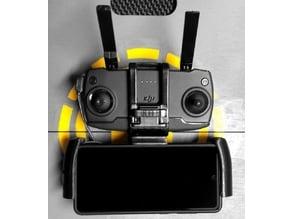 DJI Mavic Mini ultimate large phone holder + Visor