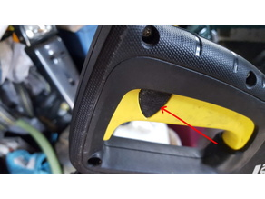 karcher High-pressure gun lock