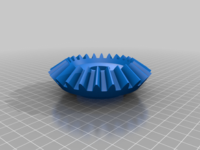 Parameterized Bevel Gear Pair File for Fusion 360