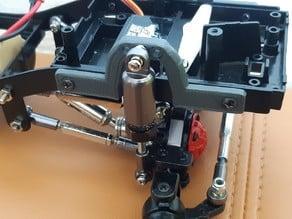 WPL C24 alternative shock mount tower (no drilling frame)