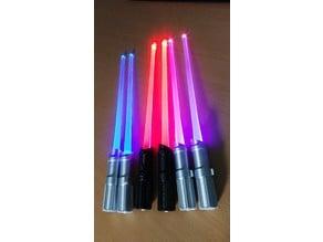 Glowstick Lightsaber for LED Chopsticks