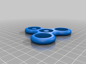 REMIX - Hand Spinner Fidget Toy (Customizable with Openscad)