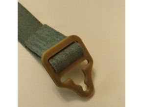 Safety mask buckle
