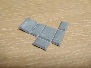 Foldable quboid (customizable)