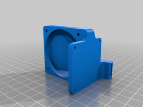CR10 50mm fan mount