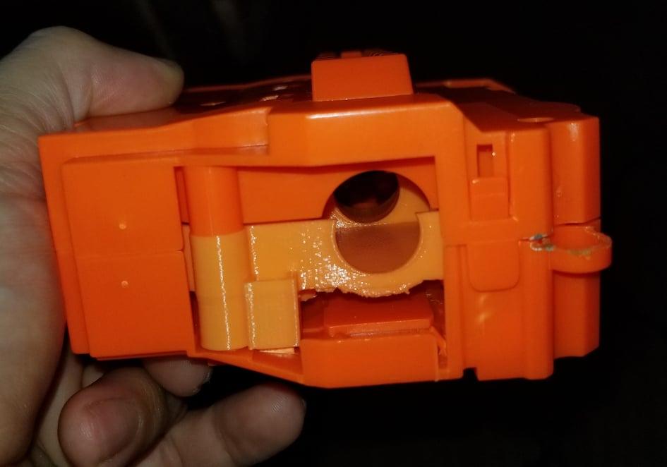 Nerf Elite 2.0 Phoenix Flywheel Cage
