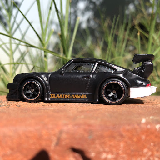 Hot Wheels Porsche RWB 930 Replacement Bumper