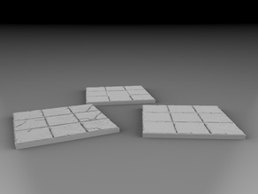 Basic Dungeon Tiles For D&D