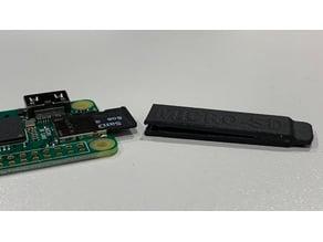 Micro SD tweezers